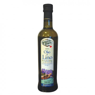 100% Linseed Oil 500ml