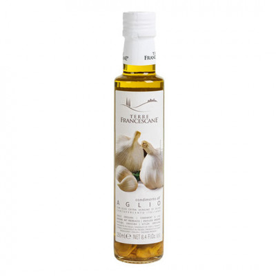 Terre Francescane Aglio Extra Virgin Olive Oil 250ml