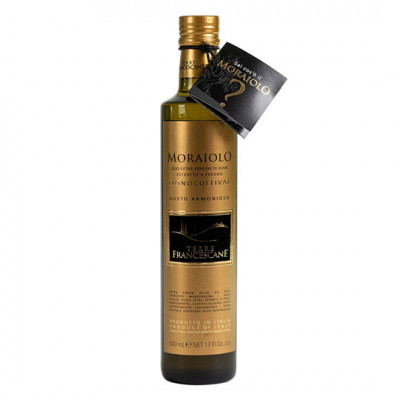 Terre Francescane Moraiolo Extra Virgin Olive Oil 500ml